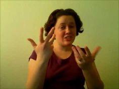 Forgiveness by tobyMac feat. Lecrae - (ASL) - signed by Meg W