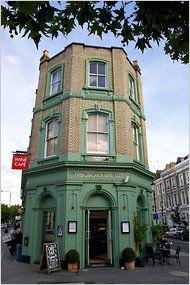London's Pub Theaters Still Thrive - NYTimes.com