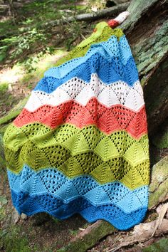 Lovequist Baby Blanket - Deep South Fibers