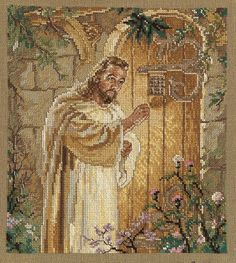 Religious Cross Stitch Patterns###