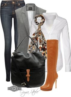 """Urban Girl"" by orysa on Polyvore"
