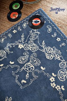 junk gypsy bandana rug for @pbteen