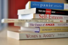 9 Books To Read If You Struggle With Anxiety Please click here to see the list: https://www.romper.com/p/9-books-to-read-if-you-struggle-with-anxiety-6946