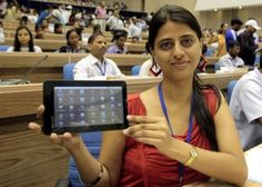 Governments subsiding tablets in education: Governments worldwide are waking up to the boom in mobile learning.