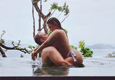 This pool & my love for you have one thing in common... they're infinite 💙💙💙 - @sripanwa @sripanwa.habita #habitabysripanwa @bababeachclub #babaphuket #sripanwa - @theasia.collective #TheAsiaCollective www.theasiacollective.com
