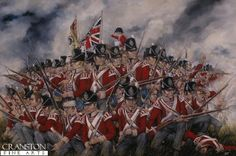 27th REGIMENT OF FOOT (Inniskilling) Batalla de Waterloo - 1815. Más en www.elgrancapitan.org/foro