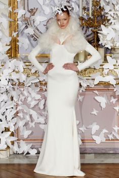 Alexis Mabille Haute Couture Spring 2014 - Runway