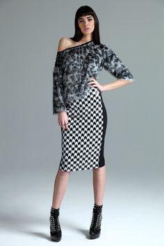 55b473fe9d16 Off The Shoulder, Shoulder Dress, Panel, Boutique, Boohoo, Night Out,