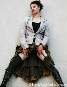 I still want to be Amanda Palmer when I grow up.