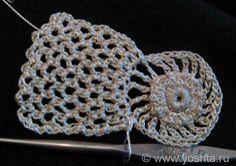 Веточка шиповника – большой цветок | Уголок Yoshta