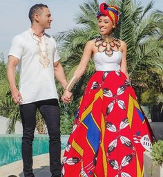 African Traditional Wedding Attire Styles You Will Love - Pretty 4 African Wedding Attire, African Attire, African Wear, African Women, African Style, African Inspired Fashion, African Print Fashion, Africa Fashion, African Print Dresses