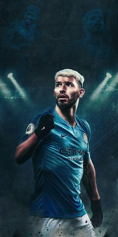 Sergio Agüero Manchester City More from my siteManchester City Sergio Aguero Football Pop! Arsenal Fc, Manchester City Wallpaper, Sergio Aguero, Kun Aguero, Sporting, Football Boys, Football Wallpaper, Football Pictures, Football Players