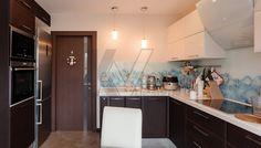 Дизайн интерьера трехкомнатной квартиры П-44Т, пример проекта