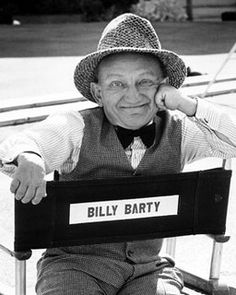 BILLY BARTY (1924 - 2000)