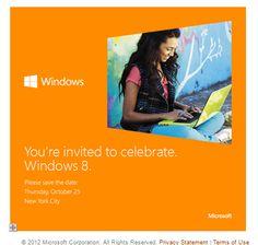 Microsoft confirms October 25th Windows 8 launch in New York | WinBeta