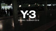 아디다스 Y-3 SS18 런어웨이, 파리 패션 위크 (adidas Y-3 SS18 Runaway)  #weloveadidas #y3 #adidasy3 #adidas #yohjiyamamoto #요지야마모토