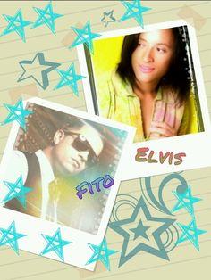 Elvis crespo y fito blanko photo edit by Ivette roman Elvis Crespo, Roman, Polaroid Film