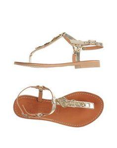 FOOTWEAR - Toe post sandals Loffredo Milano mrekSG
