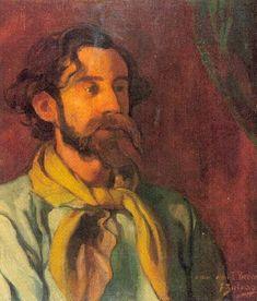 Émile Bernard   Self-Portrait, 1889