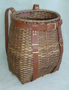camping basket