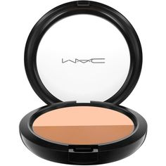 MAC Sculpt & Shape Powder ($26) ❤ liked on Polyvore featuring beauty products, makeup, face makeup, face powder, beauty and mac cosmetics