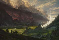 Foto de O Hobbit & O Senhor dos Anéis.