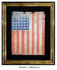 36 Star Antique Flag - BONSELL | AMERICANA