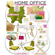 """""""Home Office"""" by ambervogue on Polyvore"""