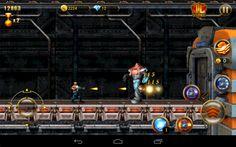 Contra Evolution: Boss level