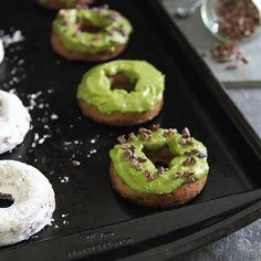 + images about Donuts on Pinterest | Donut recipes, Chocolate donuts ...