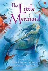 The Little Mermaid • English Wooks