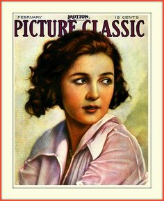 1917 February, Cover, 'Motion Picture Classic', - Irene Castle - (Mrs Vernon Castle) The painting is by Leo Sielke, Jr.   Flickr - Photo Sharing!