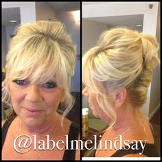Hairstyles For Mother Of The Groom At Wedding Bride Hair Updo