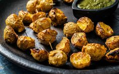 Tandoor Aloo: Marinated Baby Potatoes [Vegan] | One Green Planet