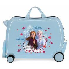 Frozen Disney, Big Playhouses, Anna Et Elsa, Frozen Toys, Frozen Stuff, Disney Luggage, Collection Disney, Childrens Luggage, Frozen Merchandise