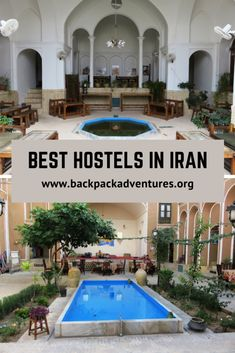 The best hostels in Iran on a budget - Backpack Adventures Solo Travel, Asia Travel, Iran Travel, Eastern Travel, Travel Reviews, Travel Articles, Rooftop Restaurant, Travel Guides, Travel Tips
