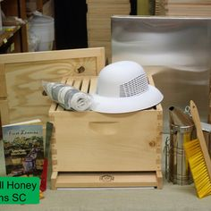 Our beginners #beekeeping kit features everything you need to get started with #honeybees. http://beewellhoneyfarm.com/product/beginners-beekeeping-kit/