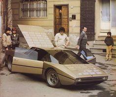 Lamborghini Bravo P114 by Bertone