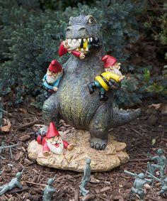 Garden Gnome Massacre by Big Mouth Toys #zulily #zulilyfinds