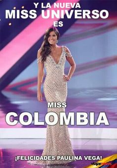 La belleza Colombiana es unica Miss Colombia, Colombian Culture, The Beautiful Country, Prom Dresses, Formal Dresses, Love Affair, Actors & Actresses, Traveling By Yourself, Atlanta
