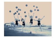 One Kings Lane - Cool & Collected - Philip Gendreau, Beach Balloons