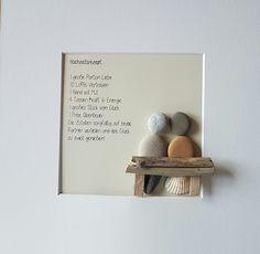 """Geldgeschenke - Bild """"Hochzeitsrezept"""" - Geschenk Hochzeit Verlobu - ein Designerstück von Stone_Art2015 bei DaWanda"""