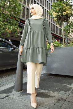 Muslim Dress, Hijab Dress, Women Tunic, Summer Tunics, Hijab Chic, Engagements, Henna, Tunic Tops, Peace