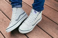 bebed775b17 Womens Vans Vintage Suede SK8-Hi Slim Shoes The Youth Shelter Supply Youth  Shelter