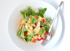 Makkelijke Maaltijd: Eenpans Pasta - Uit Paulines Keuken - one pot pasta