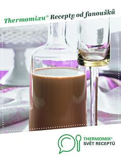 Recipe Whisky cream likér by Vorwerk vývoj receptů, learn to make this recipe easily in your kitchen machine and discover other Thermomix recipes in Nápoje. Whisky, Sup, Kitchen Machine, Alcoholic Drinks, Wine, Cream, Bottle, Food, Thermomix