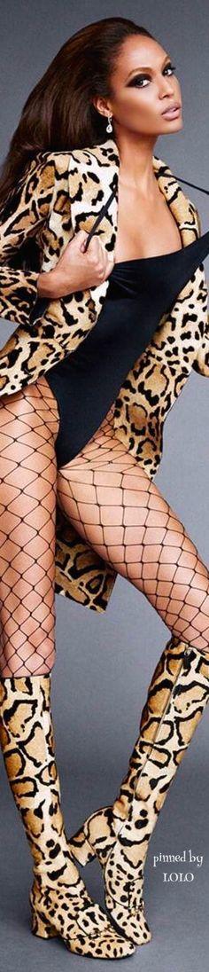 Joan Smalls for Harper's Bazaar September 2014 Icons Issue