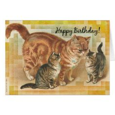 Image result for happy birthday card with antique dolls