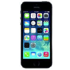"Apple iPhone 5S 64GB ""Factory Unlocked"" iOS 4G LTE Smartphone"