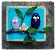 pebble art by Sanja Alfirevic